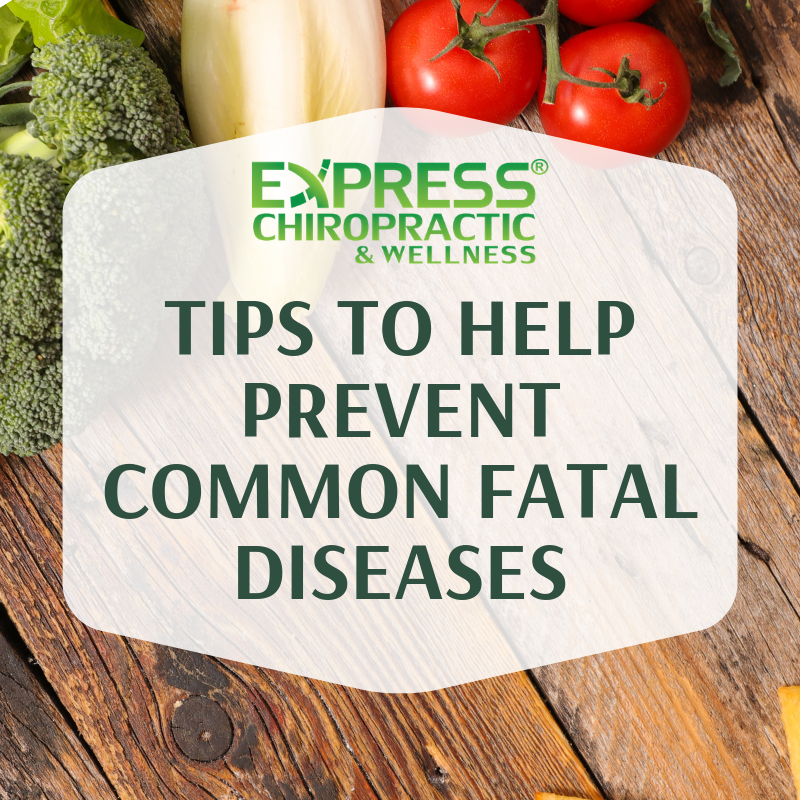 prevent common fatal diseases frisco chiropractor