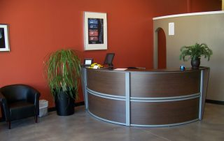 Express Chiropractic & Wellness Keller Office Inside