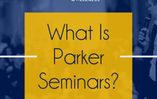 parker seminars chiropractor frisco