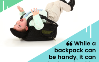 backpack safety frisco chiropractor